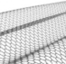 Curvature dependent surface energy for free standing monolayer graphene: geometr...
